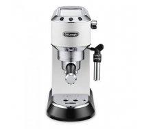 DELONGHI EC685W espresso, cappuccino machine white (EC685W?/DAMAGE)