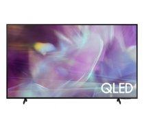 """Samsung Series 6 QE55Q60AAU 139.7 cm (55"""") 4K Ultra HD Smart TV Wi-Fi Black (B9F38A49DFC0B4F31EFF4009C839B4C56F581F6C)"""