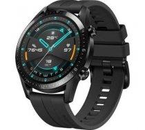 Huawei Watch GT 2 46mm Matte Black Sport Strap