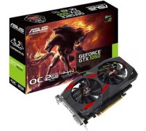 Asus GeForce GTX 1050 2GB Cerberus OC (CERBERUS-GTX1050-O2G)