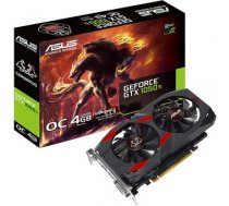 Asus Cerberus GeForce GTX 1050 Ti OC 4GB CERBERUS-GTX1050TI-O4G