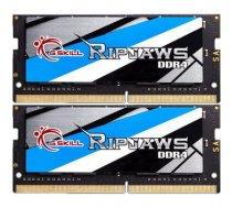 G.Skill Ripjaws SO-DIMM 16 GB 2666Mhz DDR4  F4-2666C19D-16GRS