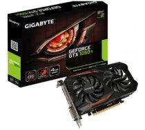 Gigabyte GeForce GTX 1050 Ti OC 4GB
