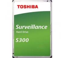 Toshiba S300 Surveillance Hard Drive 10TB 7200RPM 256MB HDWT31AUZSVA