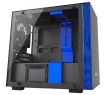 NZXT H200i Mini-ITX Black/Blue