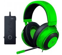 Razer Wired Gaming Headset with USB Audio Controller Green