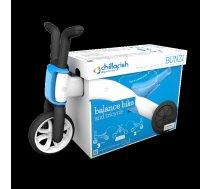 Chillafish CPBN01BLU Bunzi līdzsvara velosipēds - transformers pašiem mazākajiem 2-in-1, zila, no 1 līdz 3 gadiem (CPBN01BLU)