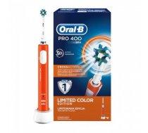 BRAUN el.zobu birste PRO 400, orange D 16.513 Pro400 (D 16.513 Pro400)