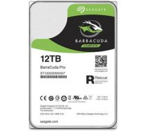 "HDD|SEAGATE|Barracuda Pro|12TB|SATA 3.0|256 MB|7200 rpm|Discs/Heads 7/14|3,5""|ST12000DM0007"