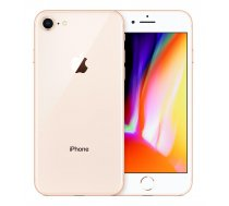 Apple iPhone 8,  64GB, Gold (MQ6J2)
