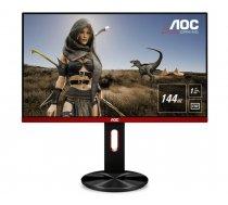 "AOC Gaming G2590PX monitori 62,2 cm (24.5"") 1920 x 1080 pikseļi Full HD LED Melns"