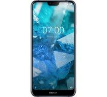 """Nokia 7.1 14,8 cm (5.84"""") 3 GB 32 GB Divas SIM kartes 4G USB Veids-C Zils 3060 mAh"""