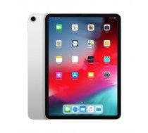 "Apple iPad Pro (2018) planšetdators, 11"", 64GB, Wi-Fi, sudraba (Silver), MTXP2HC/A"