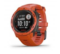 Garmin Instinct Flame Red fitnesa / pārgājienu pulkstenis, sarkanā krāsā, 010-02064-02