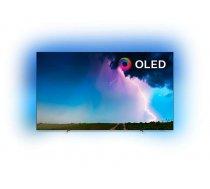 "PHILIPS 65OLED754/12 Smart TV televizors 65"", Ultra HD 4K OLED, Wi-Fi, USB, Ambilight"
