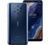 "Nokia 9 PureView 15,2 cm (5.99"") 6 GB 128 GB Zils 3320 mAh"