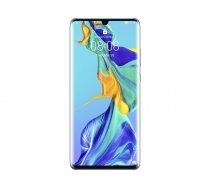 "Huawei P30 Pro, 6.47"", 128GB, Dual Sim, zils (Aurora), 51093SNF"