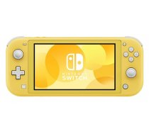 Nintendo Switch Lite spēļu konsole, Yellow (2789302)