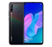 """Huawei P40 Lite E 16,2 cm (6.39"""") 4 GB 64 GB Divas SIM kartes 4G Micro-USB Melns Android 9.0 4000 mAh"""