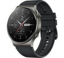 "Huawei WATCH GT 2 Pro AMOLED 3,53 cm (1.39"") Melns GPS"
