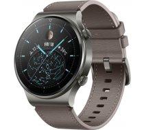 """Huawei WATCH GT 2 Pro AMOLED 3,53 cm (1.39"""") Pelēks GPS"""
