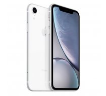 "Apple iPhone XR, 6.1"", 64GB, balts (White), MRY52ET/A"