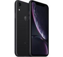 "Apple iPhone XR, 6.1"", 64GB, melns (Black), MRY42ET/A"