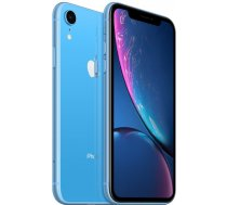 "Apple iPhone XR, 6.1"", 64GB, zils (Blue), MRYA2ET/A"