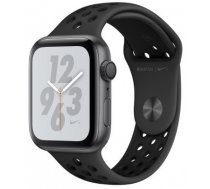 Apple Watch Nike+ Series 4 GPS viedpulkstenis, 40mm, astropelēks/melns (Space Gray Aluminum/Anthracite Black Nike Sport Band), MU6J2