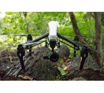 Drons DJI Inspire 1 RAW (Dual Remote) drons ar Zenmuse X5R kameru