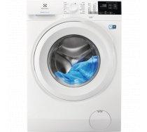 Electrolux EW6F428WU no priekšpuses ielādējama veļas mašīna, 8 kg 1200 apgr./min