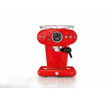 Illy X1 Rosso 60249 radziņa tipa kafijas automāts