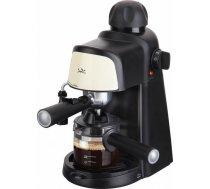 Jata CA704 espresso kafijas automāts, melns (Black)