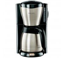 Philips HD7546/20 kafijas automāts, melns/nerūsējošais tērauds