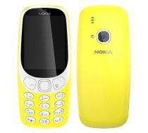 Nokia 3310 mobilais telefons, Dual Sim, ENG/RUS, dzeltens