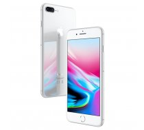 "Apple iPhone 8 Plus, 5.5"", 64GB, sudraba (Silver), MQ8M2ET/A"