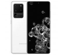 """Samsung Galaxy S20 Ultra 5G, 6.9"""", 12/128GB, Dual Sim, balts, SM-G988BZWDEUD"""
