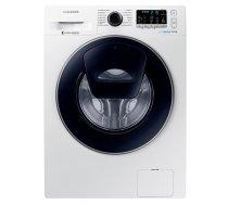 Veļas mazgājamā mašīna Ecobubble™ Add Wash, Samsung / 1200 apgr./min., WW80K5210UW/LE