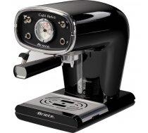 Ariete Cafe Retro Black 1388 retro dizaina espresso kafijas automāts, melns