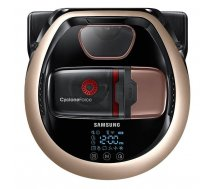 Samsung VR20M707BWD/SB putekļu sūcējs-robots, 90 min, melns/zeltaini