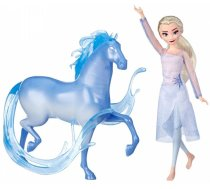Hasbro Disney Frozen Elsa Fashion Doll & Nokk Figure