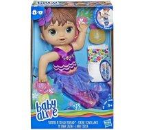Hasbro Baby Alive Shimmer & Splash Mermaid Brunette