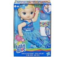 Hasbro Baby Alive Shimmer & Splash Mermaid Blonde