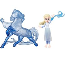 Hasbro Disney Frozen Elsa Small Doll & The Nokk Figure
