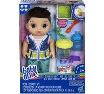 Hasbro Baby Alive Sweet Spoonfuls Brunette Baby Doll Boy