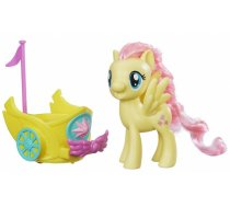 Hasbro My Little Pony Royal Spin Along Chariots Fluttershy
