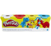 Hasbro PlayDoh 4-Pack Classic Color
