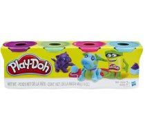 Hasbro PlayDoh 4-Pack Bright Color