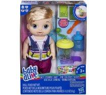 Hasbro Baby Alive Sweet Spoonfuls Blonde Baby Doll Boy