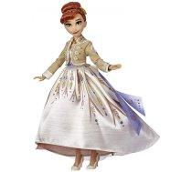 Hasbro Disney Frozen II Arendelle Anna Deluxe Fashion Doll